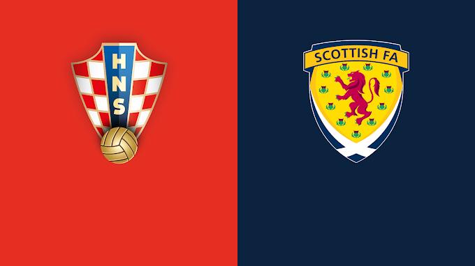Watch Croatia VS Scotland match broadcast live today on 06-22-2021 at Euro 2020