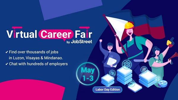 JobStreet's Virtual Career Fairs