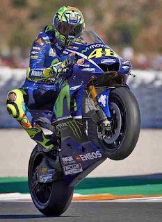 Dari hasil tes pramusim ini Valentino Rossi mengakui kalai tim rivalnya tersebut dapat menyelesaikan tes pramusim dengan lebih konsisten.