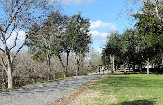 Terry Hershey Trail in West Houston / Energy Corridor