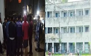 ATM लूट का पटना यूनिवर्सिटी कनेक्शन! सैदपुर हॉस्टल में देर रात घुसी पुलिस, छोपमारी में मिले पिस्टल और गोलियां, 2 छात्र गिरफ्तार