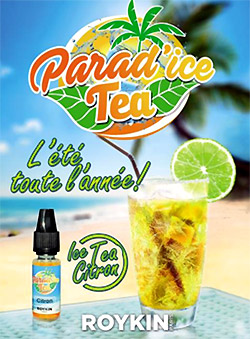 PARAD'ICE TEA CITRON