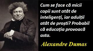 Citatul zilei: 24 iulie - Alexandre Dumas