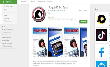 Puguh Kribo Lauching - Puguh Kribo Apps di Play Store pada tanggal 19 Juni 2020