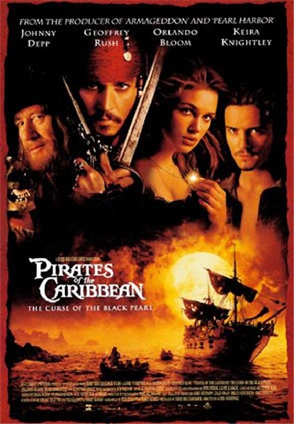 فیلم دوبله: دزدان دریایی کارائیب: نفرین مروارید سیاه (2003) Pirates of the Caribbean: The Curse of the Black Pearl