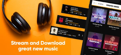 Audiomack  Download New Songs [Premium Unlocked]