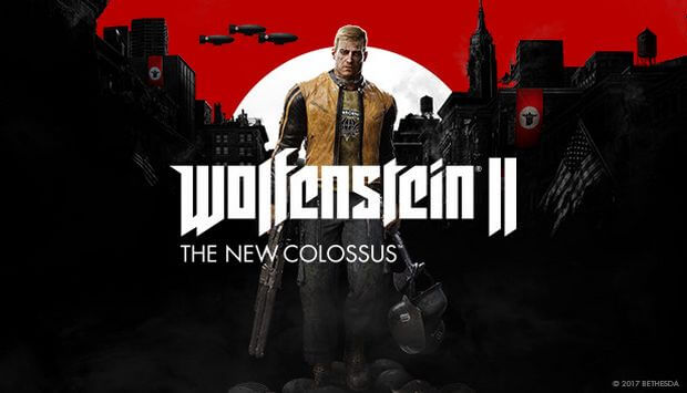 WOLFENSTEIN II THE NEW COLOSSUS TÉLÉCHARGEMENT GRATUITI