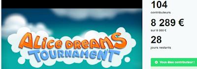 Alice Dreams Tournament / Dynamite Dreams, les différentes news - Page 3 Ffff