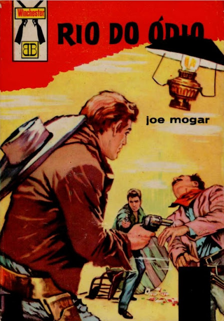 Rio do Ódio - Joe Mogar