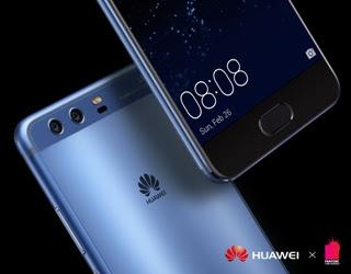 rekabentuk smartphone huawei p10