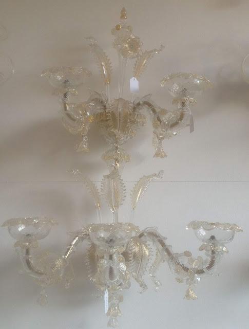 lampadario-di-murano-da-parete-colore-trasparente-con-oro