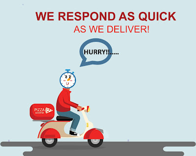 on time food delivery