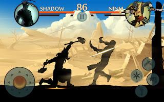 shadow fights 2 titan mod apk latest version