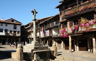 La Alberca, conjunto histórico artístico