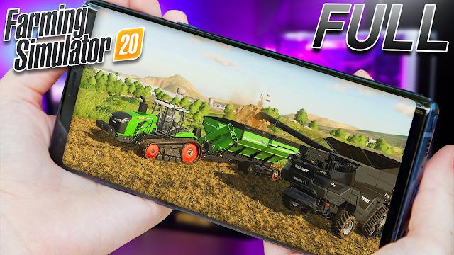 Farming Simulator 20 (FULL) v0.0.0.68 Para Teléfonos Android [Apk]