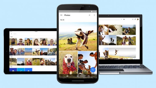 Google Fotograflar Express Yedekleme Modu