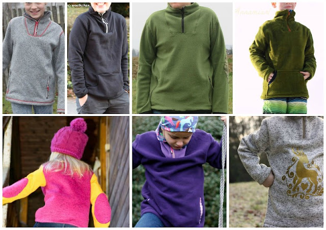 Outdoorpulli mondbresal