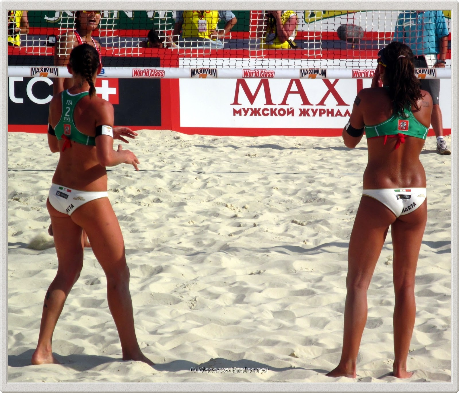 Italian Women's Beach Volleyball Team