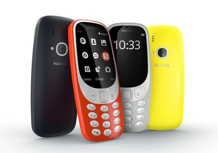Nokia Launched Nokia 3310 in Pakistan only PKR 6490