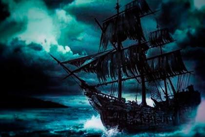 10 Misteri Kapal Hantu Paling Menyeramkan Dan Terkenal Di Dunia