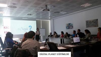 Digital Planet Eğitimleri