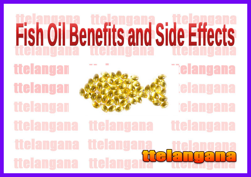 Fish Oil (Machli ka Tel) Benefits and Side Effects