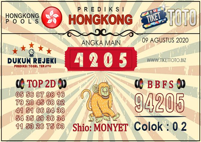 Prediksi Togel HONGKONG TIKETTOTO 09 Agustus 2020