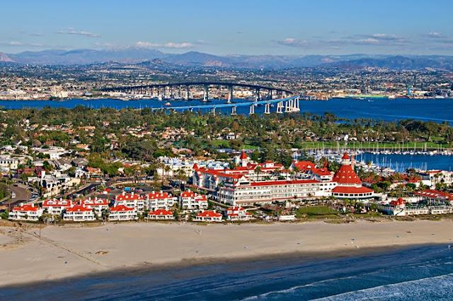 San Diego Ilha Coronado