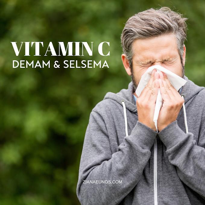 Vitamin C untuk Demam dan Selsema