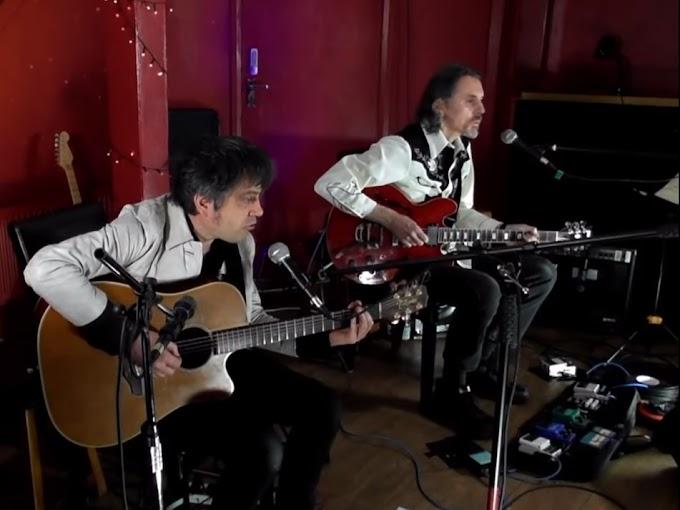 Rückkehr zu Sofakonzerten: Pete Fij & Terry Bickers
