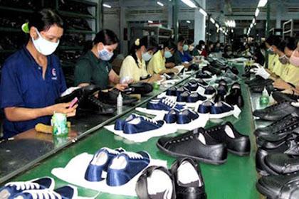 Lowongan Kerja PT. Ching Luh Indonesia (Perusahaan Manufaktur Sepatu Atletik)