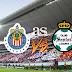 Chivas Guadalajara vs Santos en vivo - ONLINE Copa Mx. Quinta Fecha