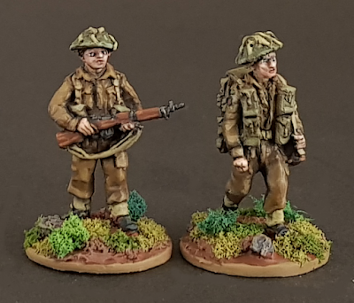 20mm miniatures eyes painted