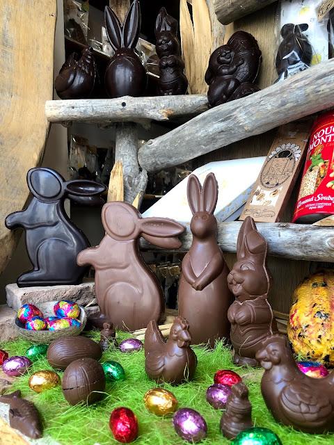 Sujets de Pâques