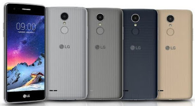 LG K8 Smartphones With Snapdragon 425 Processor