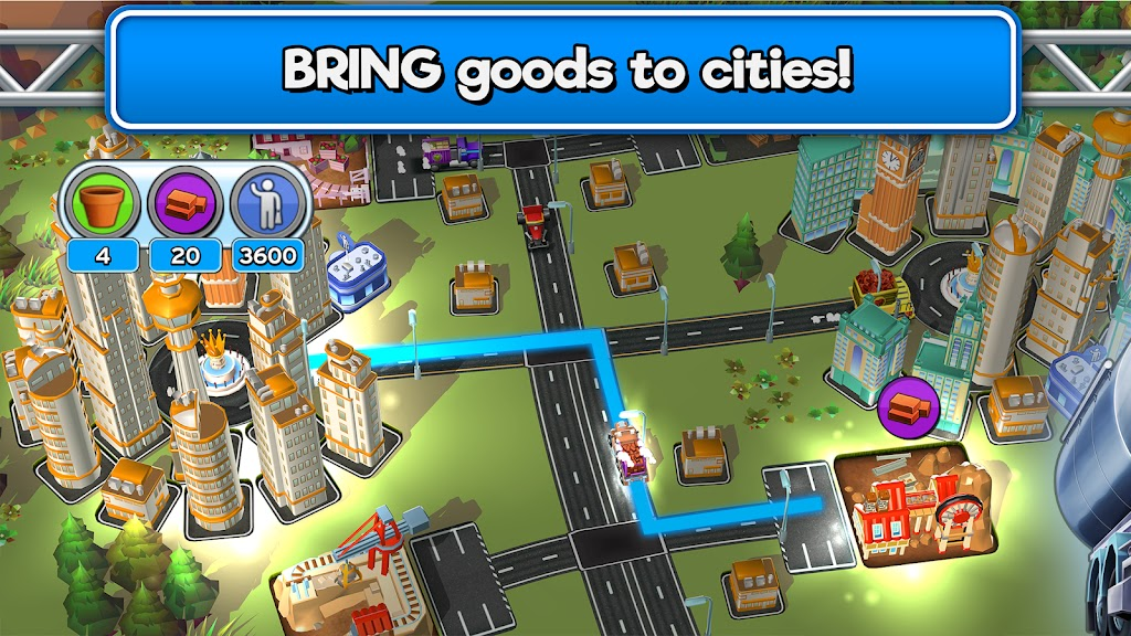 Transit King Tycoon MOD APK v2 12 Unlimited Everything - MorsArn
