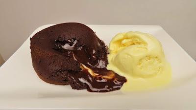 Čokoladni Lava Kolač ▪️ Chocolate Lava Cake