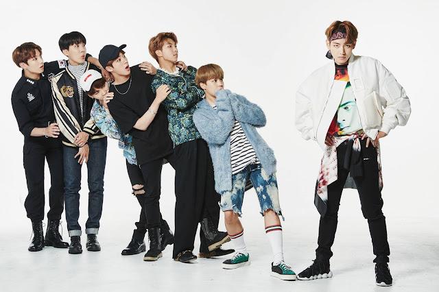 Melihat kembali Fashion BTS dari 20 era berbeda!