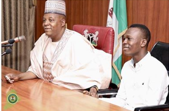 Best JAMB student gets scholarship from Borno State Governor