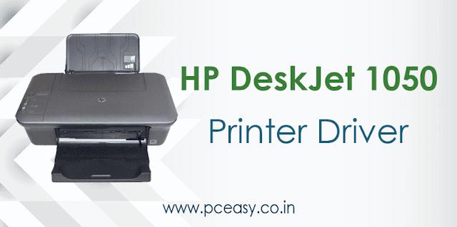 HP DeskJet 1050 Driver