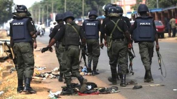Three nabbed with guns over land excavation in Anambra