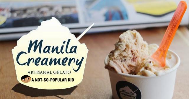Manila Creamery Artisanal Gelato