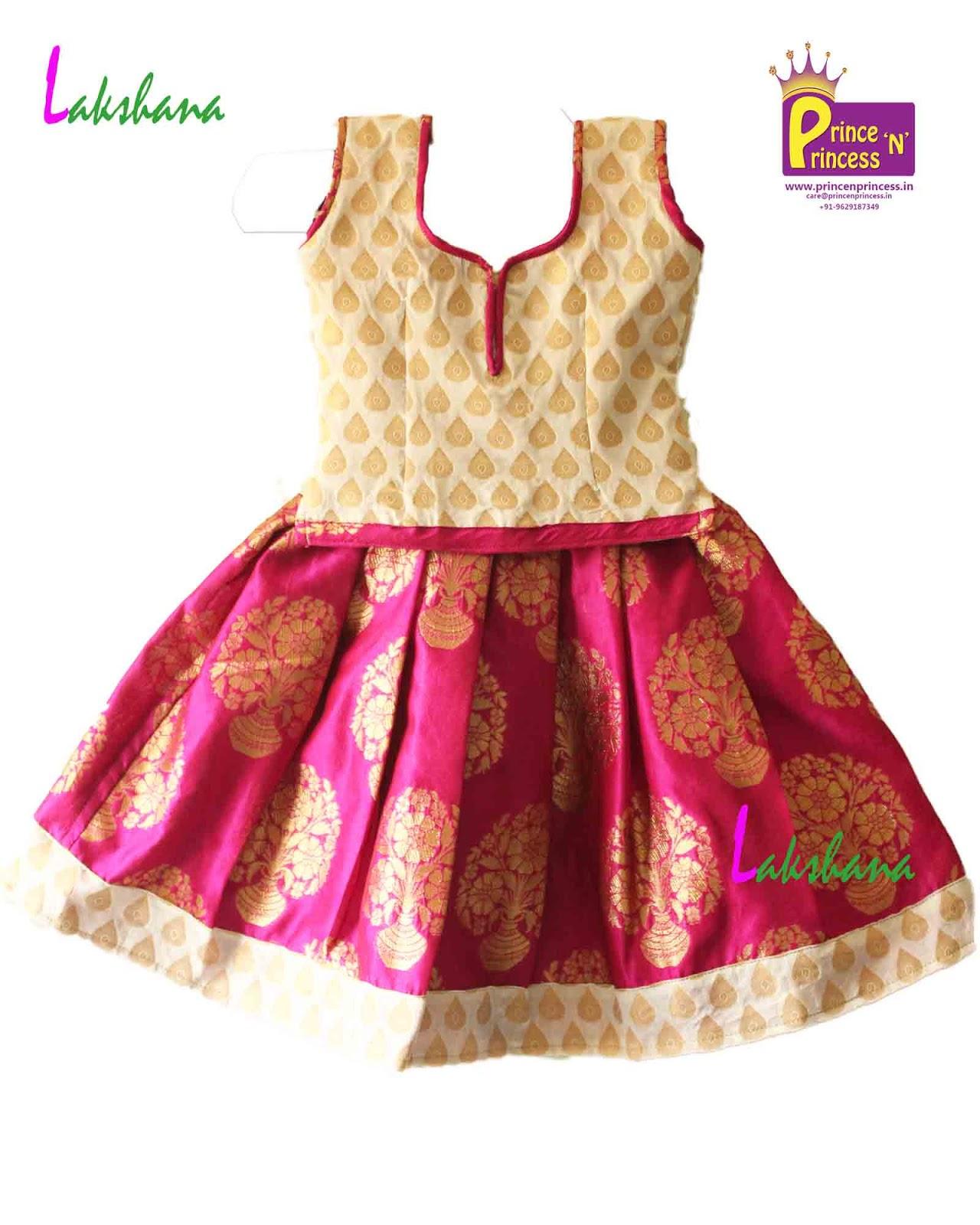 14ee58114f369 Kids traditional pattu pavadai langa online jpg 1280x1600 One year baby  silk pavadai