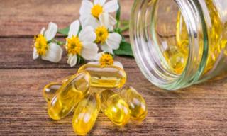 Vitamin E Oil Beauty Capsules