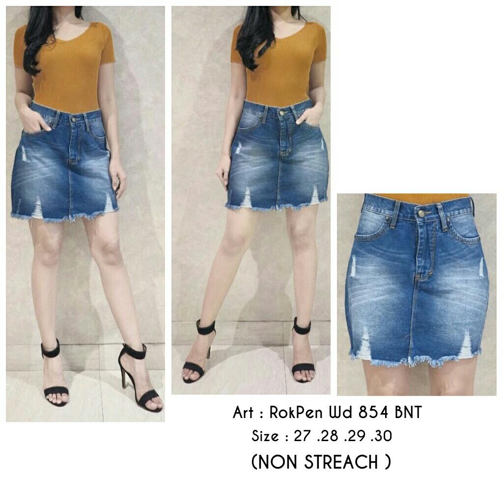 Skirt jeans 854