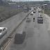 Trânsito fluindo na avenida Felizardo Moura nos dois sentidos