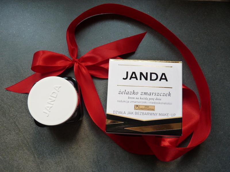 Janda - Żelazko zmarszczek krem na każdą porę dnia
