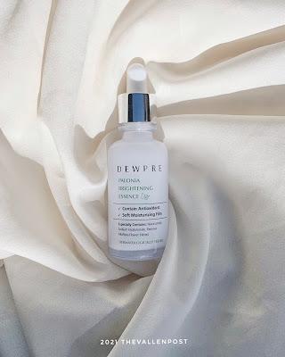 Review Dewpre Paeonia Brightening Essence