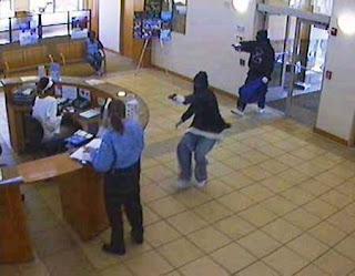 El ladrón del banco