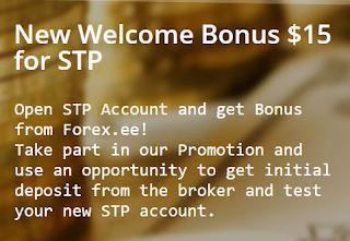 Bonus Forex Tanpa Deposit STP $15 - Forexee